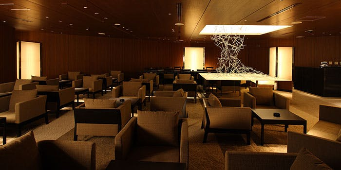 ロビーラウンジ/ANAクラウンプラザホテル大阪 2枚目の写真