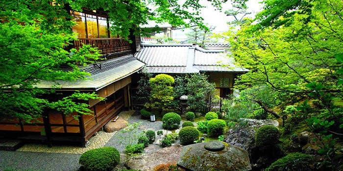 京都ホテルオークラ 別邸 粟田山荘 1枚目の写真
