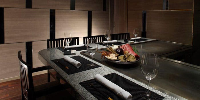 鉄板焼 堂島/ANAクラウンプラザホテル大阪 2枚目の写真