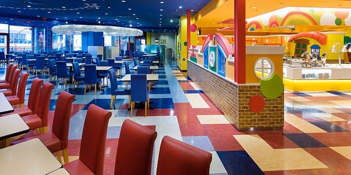 カジュアルレストラン イーポック/ホテル近鉄ユニバーサル・シティ 1枚目の写真