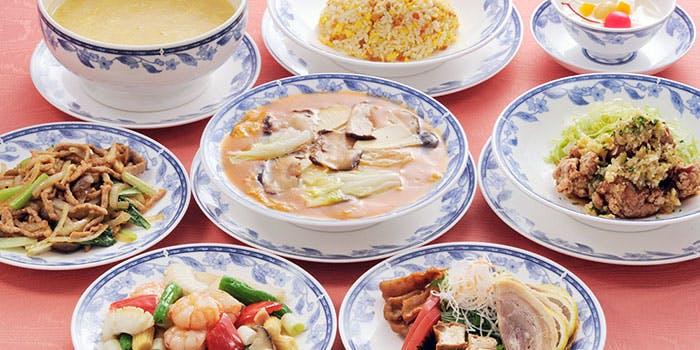 中国料理 桃園/松山全日空ホテル 10枚目の写真
