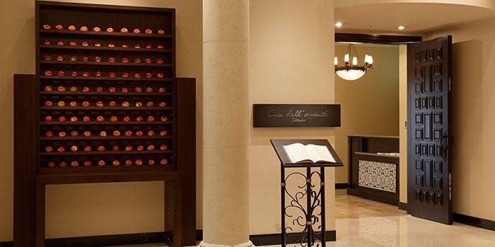 カーザ・デッラマンテ・スタツィオーネ/名古屋マリオットアソシアホテル15F 4枚目の写真