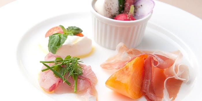 イタリア食堂 トルッキオ/エクセルシティホテル 4枚目の写真