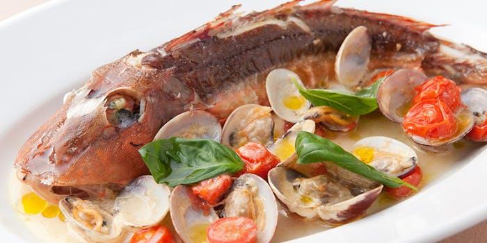 イタリア食堂 トルッキオ/エクセルシティホテル 5枚目の写真