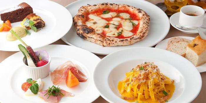 イタリア食堂 トルッキオ/エクセルシティホテル 10枚目の写真