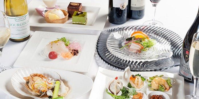 WINE&CHINESE DINING AIREN  愛蓮 心斎橋店 6枚目の写真