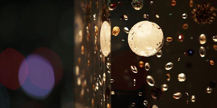 Museum Restaurant THE MOON/六本木ヒルズ森タワー52F 5枚目の写真