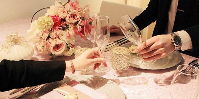 PLATINUM ANNIVERSARY TABLE 2枚目の写真