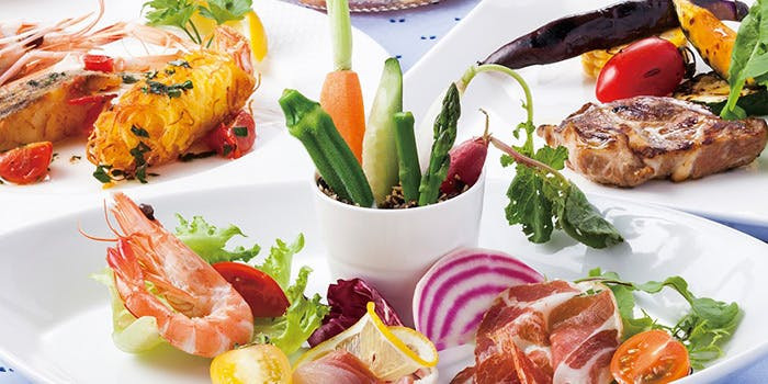 崎陽軒本店 イタリア料理 イルサッジオ 7枚目の写真
