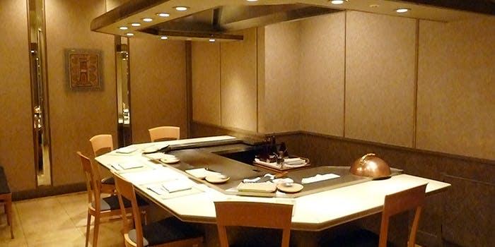 鉄板焼 明日香/パレスホテル立川 2枚目の写真