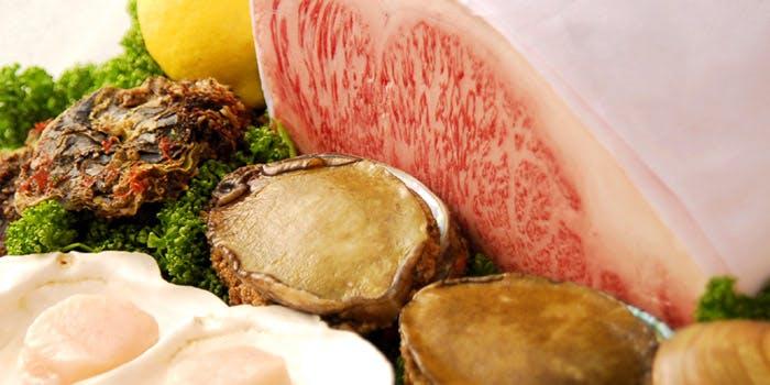 鉄板焼きステーキ あずま 4枚目の写真