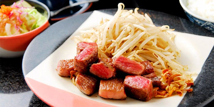 鉄板焼きステーキ あずま 7枚目の写真
