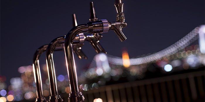 バーベキューテラス「アブレイズ」/ヒルトン東京お台場 4枚目の写真