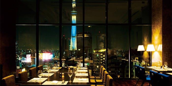 R Restaurant & Bar/ザ・ゲートホテル雷門13F 3枚目の写真