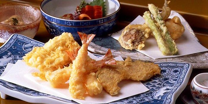 日本料理「さくら」天ぷらカウンター/ヒルトン東京お台場 4枚目の写真