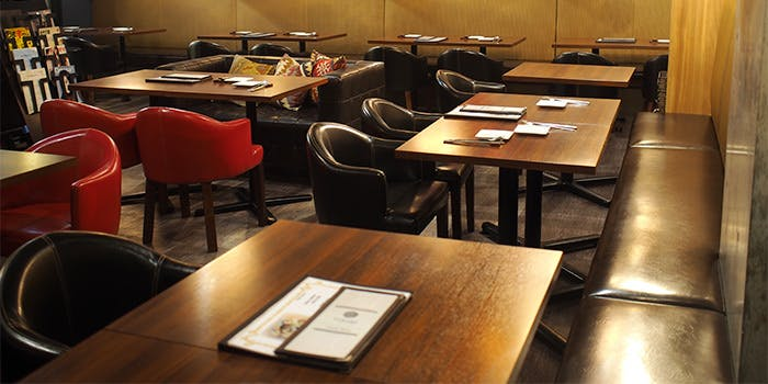 コサリ ニューコリアン テーブル トウキョウ 4枚目の写真