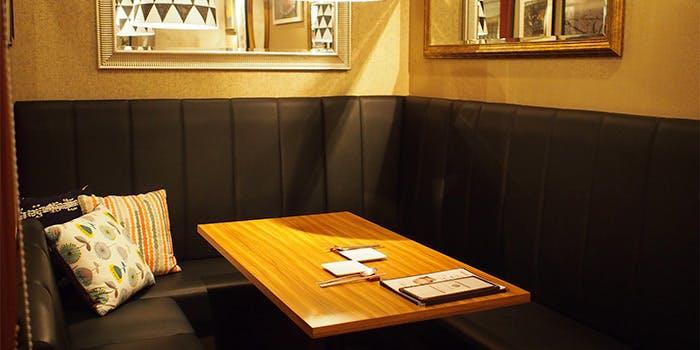 コサリ ニューコリアン テーブル トウキョウ 5枚目の写真