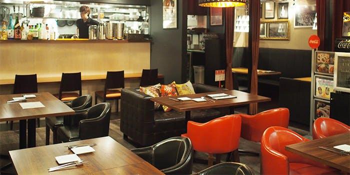 コサリ ニューコリアン テーブル トウキョウ 6枚目の写真
