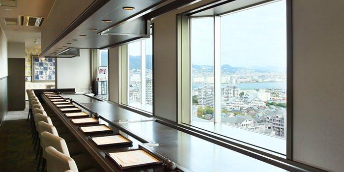 鉄板焼 潮路/ホテルプラザ神戸 2枚目の写真
