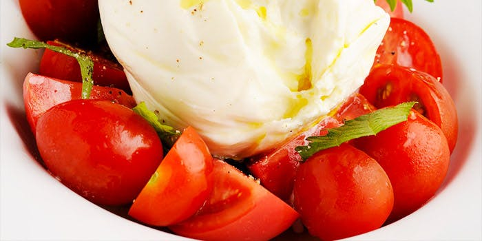 Xato burrata �� steak