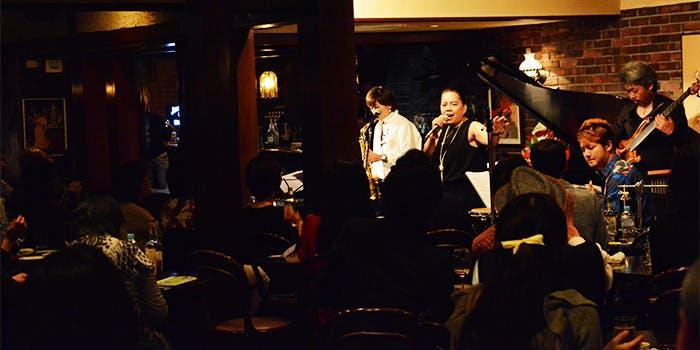 ジャズライブ&レストラン ソネ 1枚目の写真