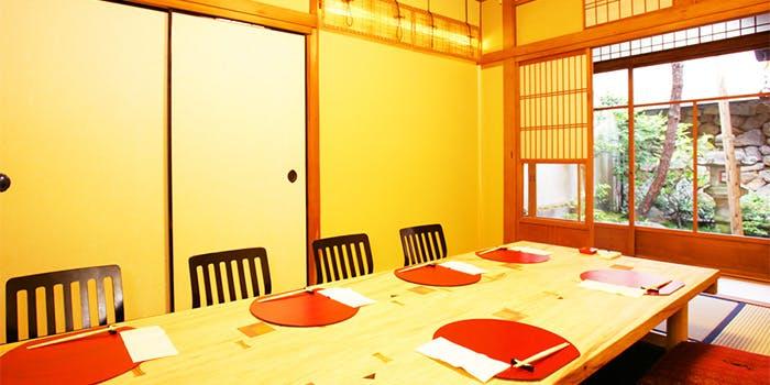 京料理 花咲 萬治朗 2枚目の写真