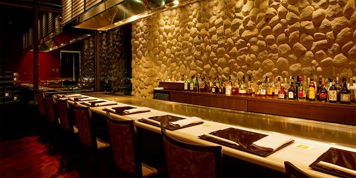 鉄板焼 五條坂/神戸西神オリエンタルホテル17F 3枚目の写真