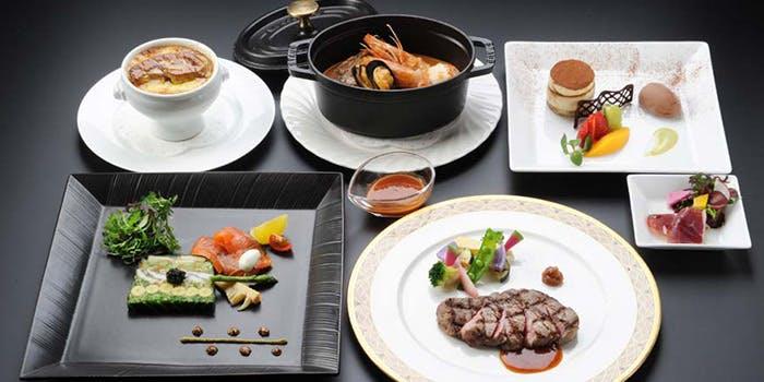 レストラン・鉄板焼 明日香/パレスホテル箱根