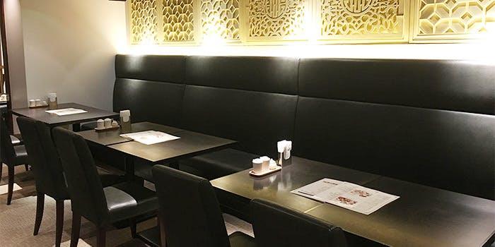 中国料理 白金亭 西武渋谷店