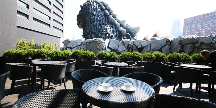 カフェテラス ボンジュール/ホテルグレイスリー新宿 2枚目の写真