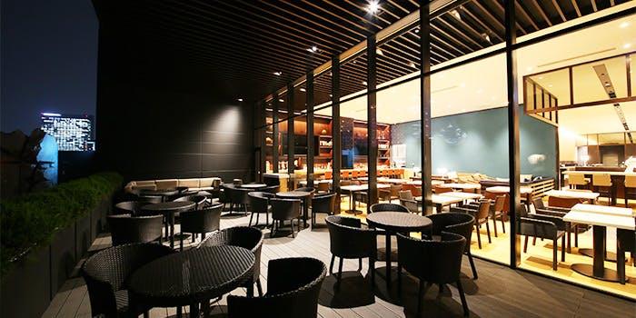 カフェテラス ボンジュール/ホテルグレイスリー新宿 3枚目の写真