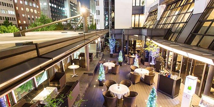 BAR SEAGULL/クロスホテル大阪 1枚目の写真