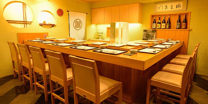 寿司・旬菜 琥珀 1枚目の写真