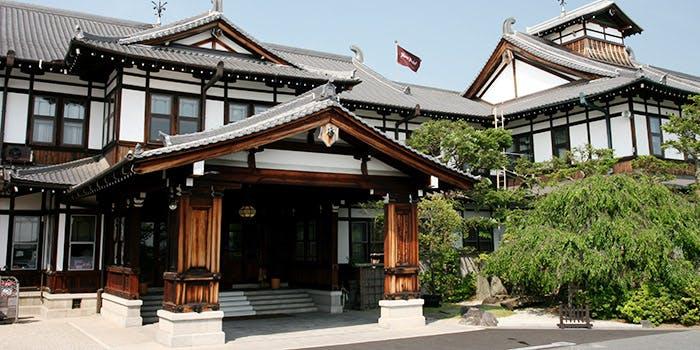 日本料理 花菊/奈良ホテル 2枚目の写真