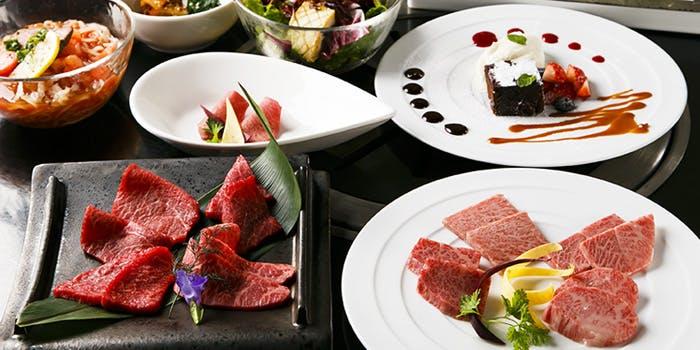 最高級米沢牛とワインのマリアージュ 焼肉 yamazon 6枚目の写真