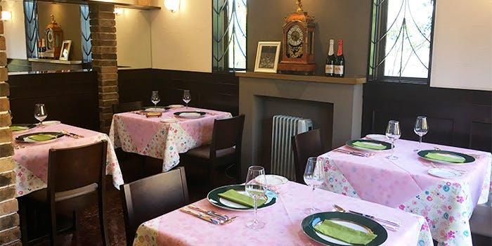Restaurant Ange jeu 1枚目の写真