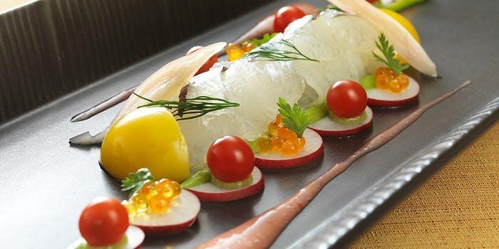 懐石フランス料理 グルマン橘/リーガロイヤルホテル京都 3枚目の写真