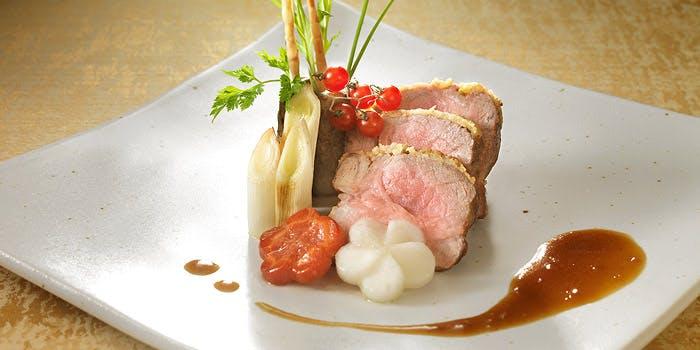 懐石フランス料理 グルマン橘/リーガロイヤルホテル京都 4枚目の写真