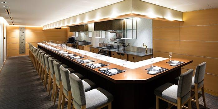 懐石フランス料理 グルマン橘/リーガロイヤルホテル京都 1枚目の写真