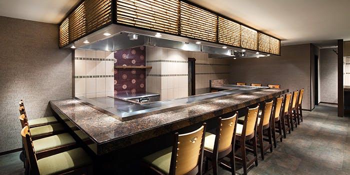 鉄板焼 葵/リーガロイヤルホテル京都 1枚目の写真