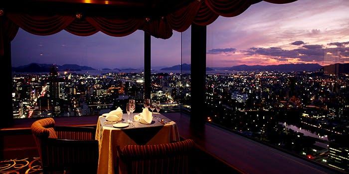 スカイラウンジ リーガトップ/リーガロイヤルホテル広島 1枚目の写真