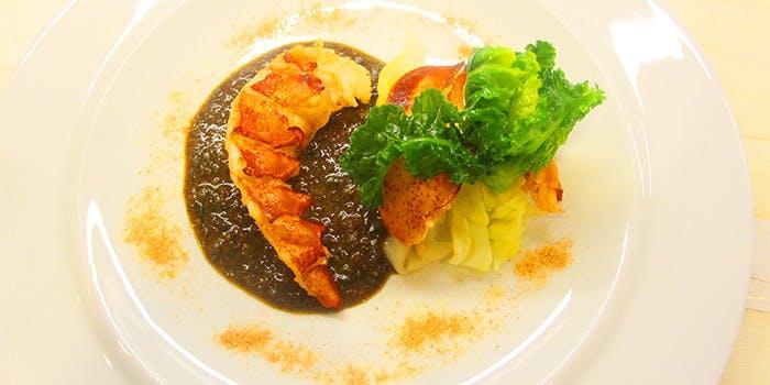 レストラン ナチュール エ サンス 3枚目の写真
