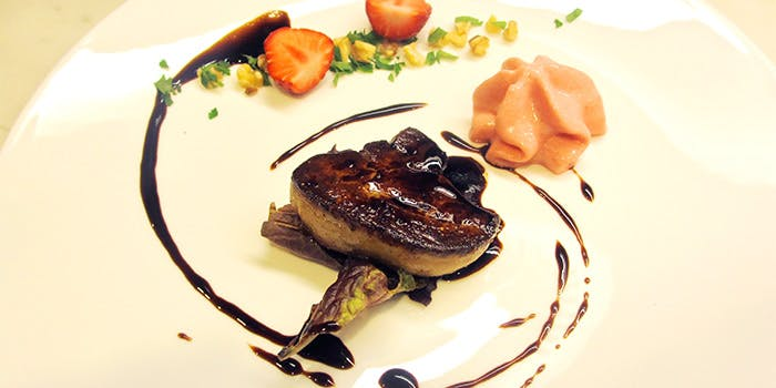 レストラン ナチュール エ サンス 4枚目の写真