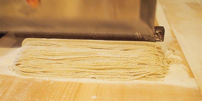 割烹・蕎麦 波と風 3枚目の写真