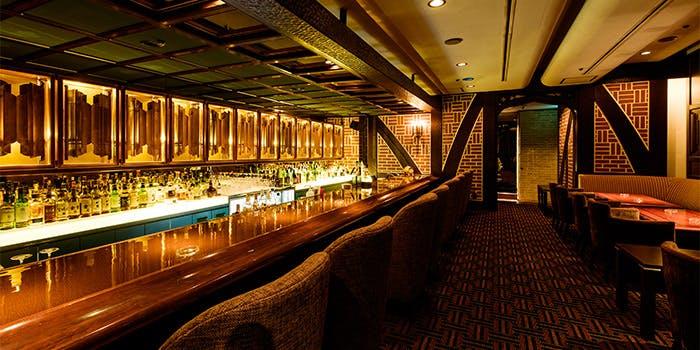 バー「カルーザル」/ホテルメトロポリタン エドモント 1枚目の写真