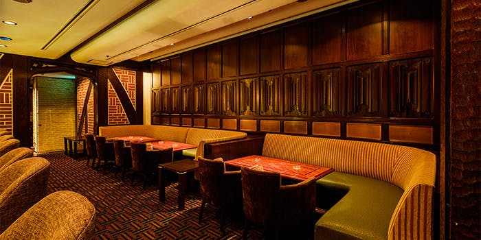 バー「カルーザル」/ホテルメトロポリタン エドモント 3枚目の写真