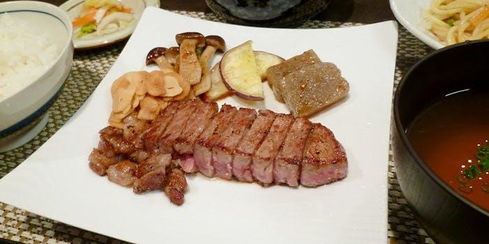 鉄板焼ステーキ 隠岐 3枚目の写真