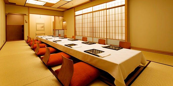 東京なだ万/帝国ホテル東京 4枚目の写真