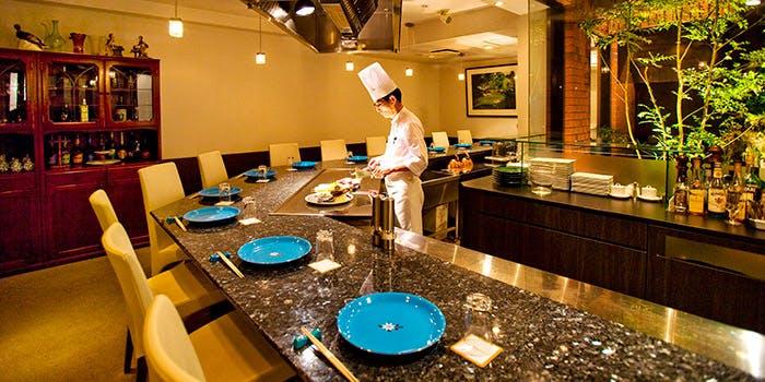 レストランとステーキハウスのお店 松尾 かも川 3枚目の写真