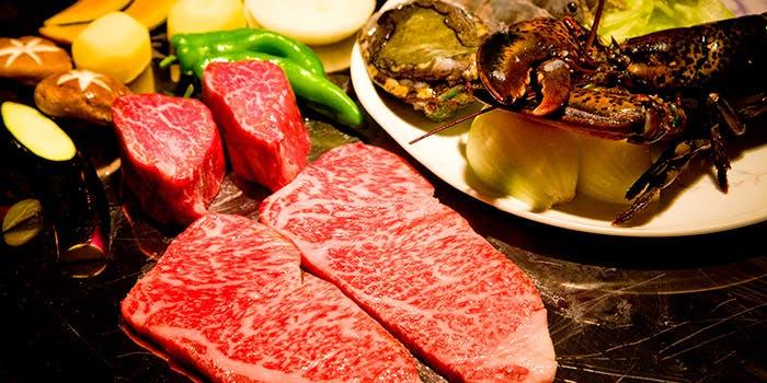 レストランとステーキハウスのお店 松尾 かも川 7枚目の写真